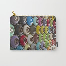 Spray Paint Can Graffiti Wall Covering Carry-All Pouch