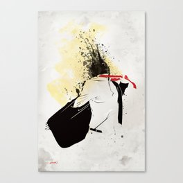 Trapjacket Canvas Print