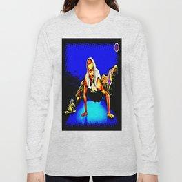 B-BOY FRREZE, JUST FOR KICKS Long Sleeve T-shirt