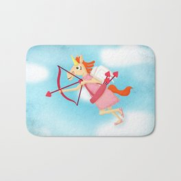 Cupid Unicorn V02 Bath Mat