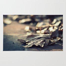 Sunlight Leaves Rug