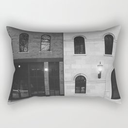 Downtown Valparaiso Rectangular Pillow