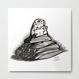 Marmotamales Metal Print