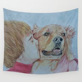 Pure Love Wall Tapestry
