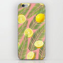 Lemons #society6 #decor #buyart iPhone Skin