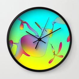 toonless 22-06-12 Wall Clock