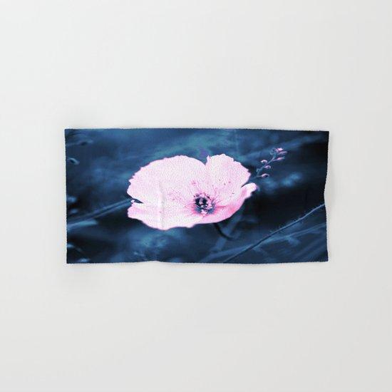September Flower Hand & Bath Towel
