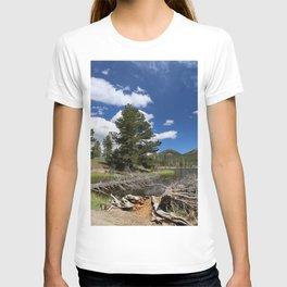 A Rocky Mountian Morning T-shirt