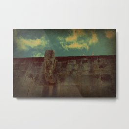Juego de Pelota [Vintage] Metal Print