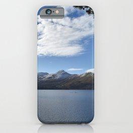 Lake Windermere   iPhone Case