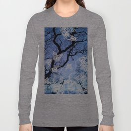 Llansteffan woodland Long Sleeve T-shirt