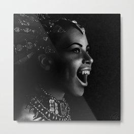 Akasha Metal Print
