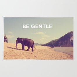 Be Gentle Rug