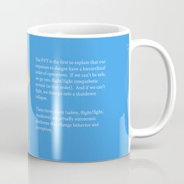 The Polyvagal Theory Coffee Mug