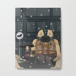 My Neighbor Bane Metal Print