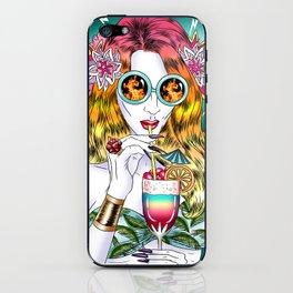 Beach Frenzy iPhone Skin