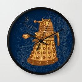 PERCOLATE!!! Wall Clock