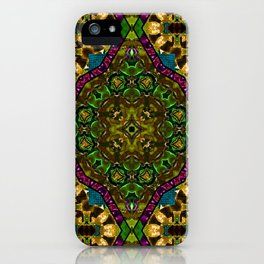 mandala fun 3183 iPhone Case
