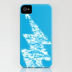 Lightning Peace iPhone (4, 4s) Slim Case