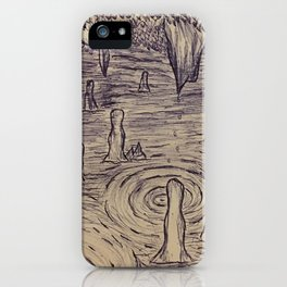 Grotto iPhone Case