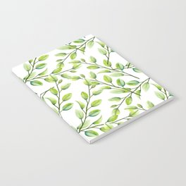 Branches and Leaves Notebook