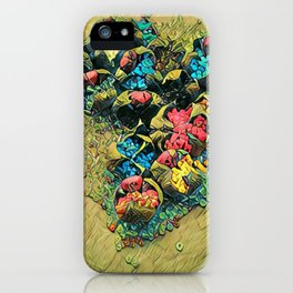 Cradle me iPhone Case