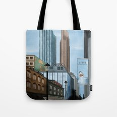 Mr. Shark Insurance Broker Ltd. Tote Bag