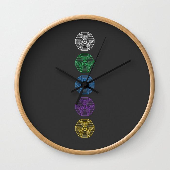 Engrams Wall Clock