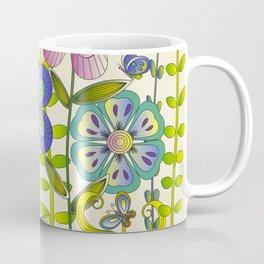 Petty Flowers Pattern 2 Coffee Mug