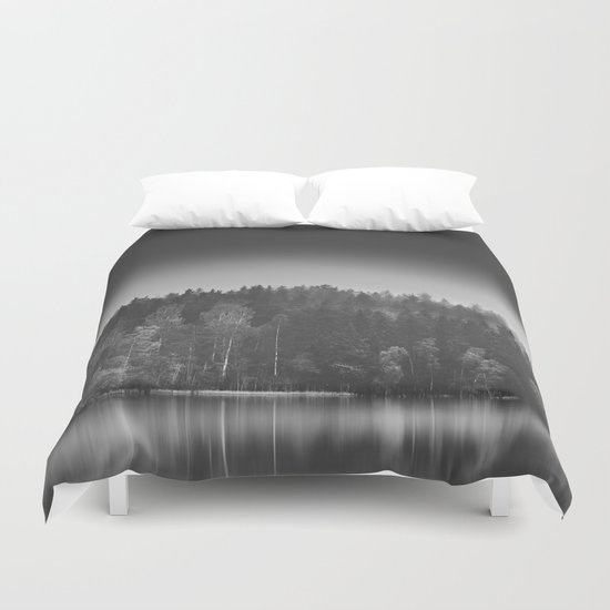 Echoes II Duvet Cover