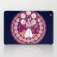 aladdin iPad Cases featuring Aladdin by NicoleGrahamART