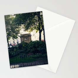 La Place de Rêves Brisés // Place of broken dreams Stationery Cards
