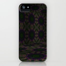 Iconic Hollows 16 iPhone Case