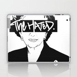 Maggie Thatcher Laptop & iPad Skin