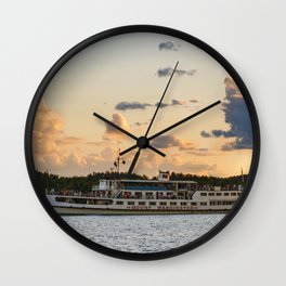 Mount Washington Wall Clock