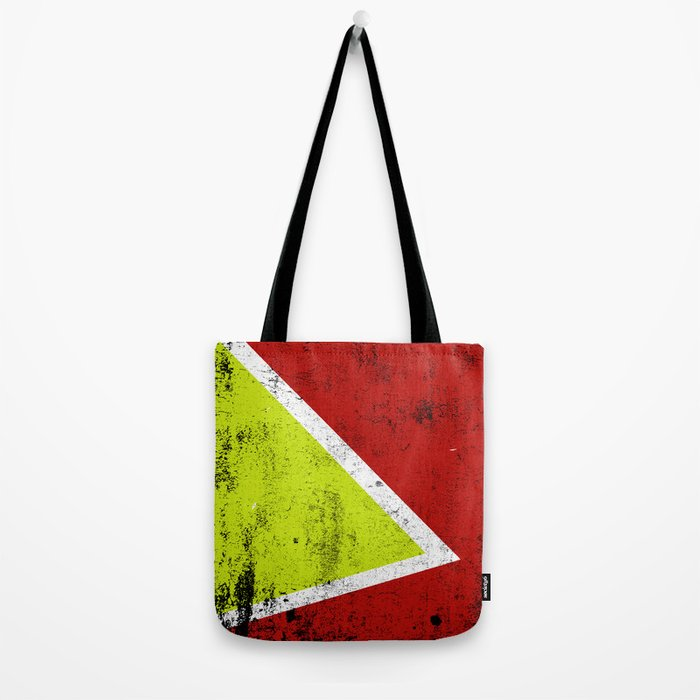Rusty abstract art Tote Bag