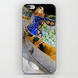 Gaudi Series - Parc Güell No. 1 iPhone Skin