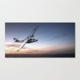 Catalina Rescue Canvas Print