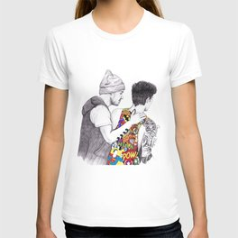 Ziam Love T-shirt