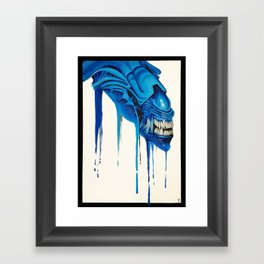 Perfect Organism Framed Art Print