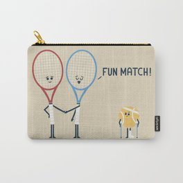 Fun Match Carry-All Pouch