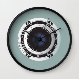 Blow Up - Alternative Movie Poster Wall Clock