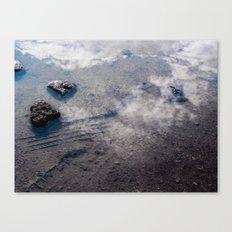 Sky Stones Canvas Print