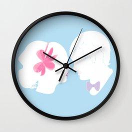 C&B Silhouette Wall Clock