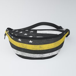 Thin Gold Line Fanny Pack