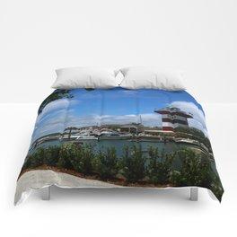 Harbour Town Light Comforters