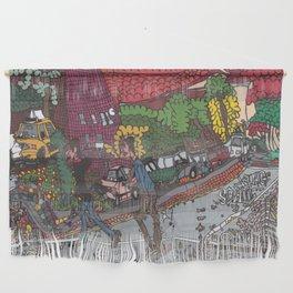 Jills Street - New York Wall Hanging
