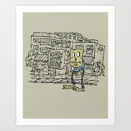 Know For Sure Art Print
