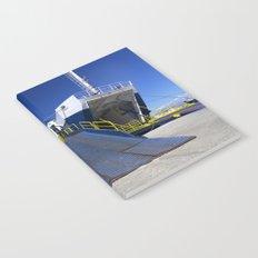 Ionian ferry Ramp Notebook