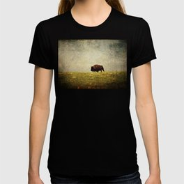 Lone Buffalo T-shirt
